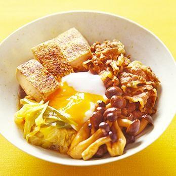 牛肉豆腐 | 小林まさみさんの煮ものの料理レシピ | プロの簡単料理レシピはレタスクラブニュース