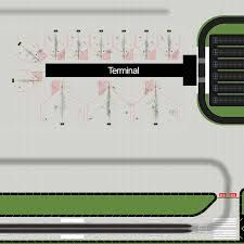 Image result for runway model of terminal