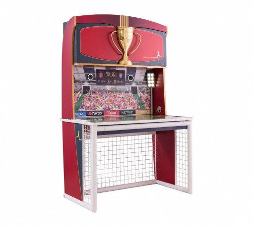 Focis Íróasztal #gyerekbútor #bútor #desing #ifjúságibútor #cilekmagyarország #dekoráció #lakberendezés #termék #ágy #gyerekágy #foci #football #íróasztal