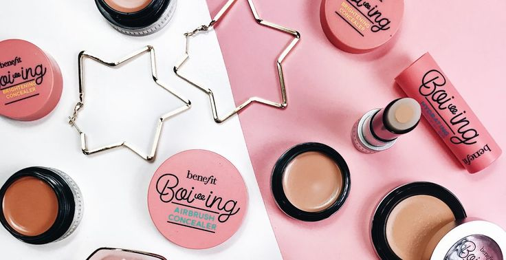 BENEFIT'S BOI-ING CONCEALERS ARE HERE! http://blog.princesspolly.com/2017/07/07/benefits-boi-ing-concealers/