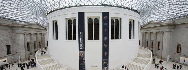 El Museo Británico en Londres