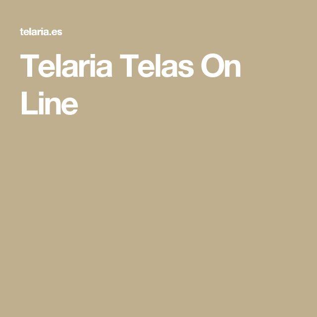 Telaria Telas On Line