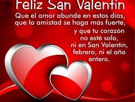 Deseos de San Valentín
