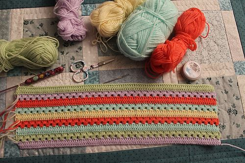 UK crochet blog