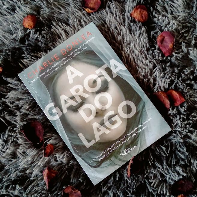 Tem Resenha No Meu Instagram Do Livro A Garota Do Lago Book