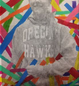 JordanDeWilde.com Kehinde Wiley, lesson plan, photo project, photo alteration, digital cameras, self-portraits, portrait, creativity, pattern, space, contemporary art, art education