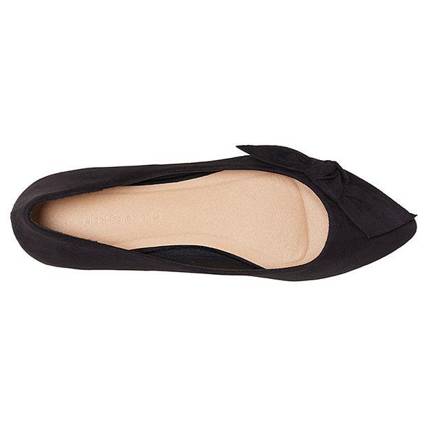 Laurel Pointed Toe Flats