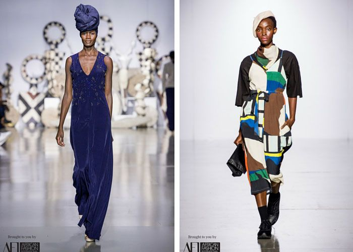 Our Fashion Director, Alexis Chaffe Mey, rounds up the shows that stood out at Joburg Fashion Week.