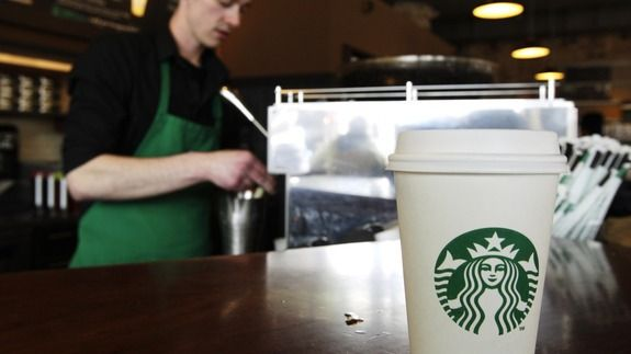 Starbucks' new tech partnership encourages baristas to get out and vote