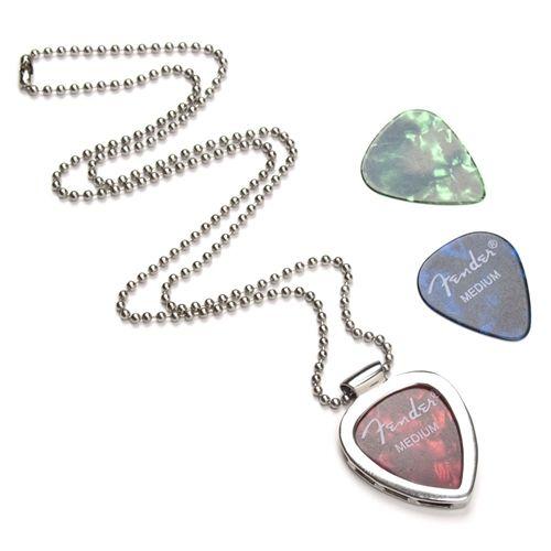Guitar Pick Holder Necklace