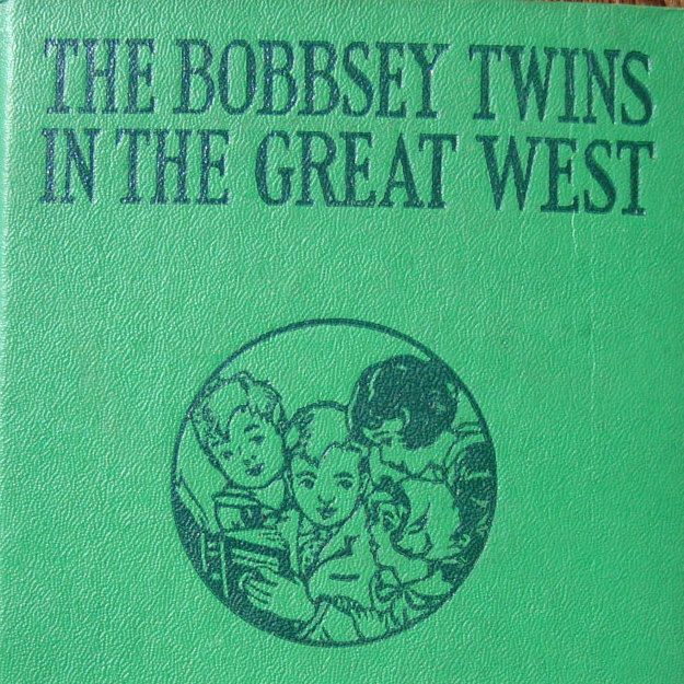The Bobbsey Twins in the Great West - Children's Series Reading Story Book - Early Edition by OfftheShelf2015 on Etsy