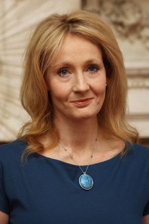 Shy Authors: J.K. Rowling
