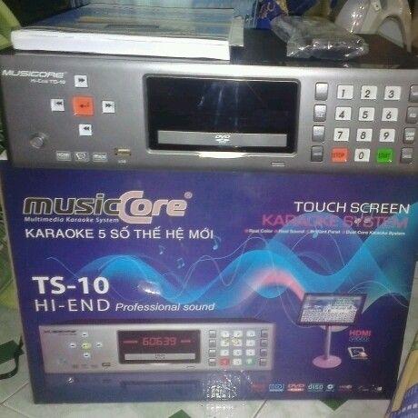 Đầu Karaoke TS10