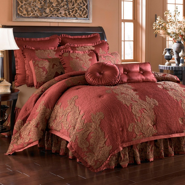 25+ best ideas about Red master bedroom on Pinterest   Red bedroom ...