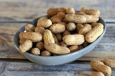 This is an easy-to-follow how-to for roasting raw peanuts. Use peanuts in the shell or shelled peanuts. Use Spanish peanuts if making peanut butter.