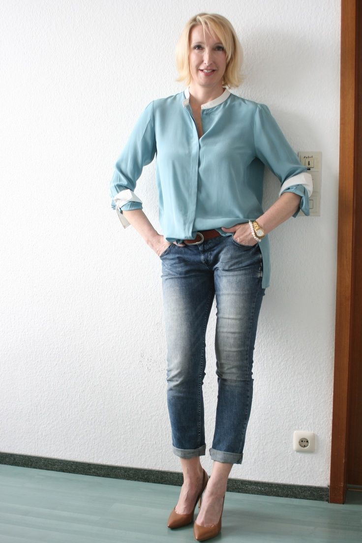 Fashion Blog For Women Over 40 And Mature Women Http