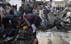 Pakistan'da yine bombalar patladı