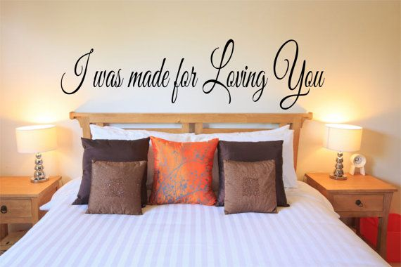 Master Bedroom Wall Decals 1000+ images about bedroom wall quotes on pinterest   master