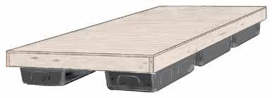 Badbryggor med AP-Block Våra Combibryggor är ett prisvärt alternativ till vårt bryggprogram. Vi har på dessa bryggor tagit bort medar och övriga detaljer under vattnet utan att ge avkall på bryggornas hållfasthet. För att uppnå detta, kan dessa bryggor bara levereras med AP- eller BP-block. Blocken tål mycket väl infrysning i isen på vintern. Det …