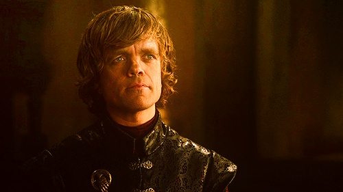 Peter Dinklage. Tyrion Lannister. The Imp.