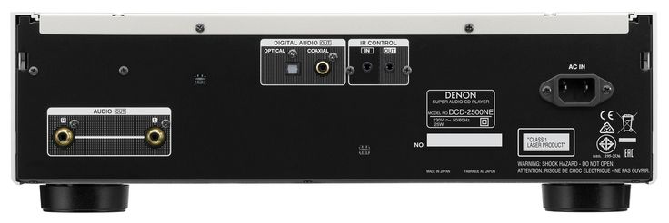 Odtwarzacz CD Denon DCD-2500NE #odtwarzacz #denon #dcd2500ne