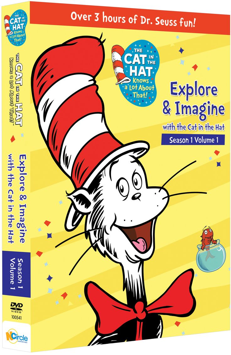 """""""Explore & Imagine with the Cat in the Hat"""" (Season 1"""