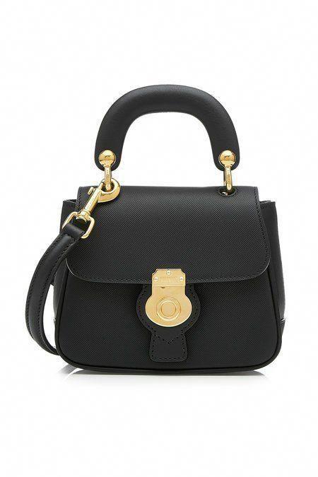 f0d8a4cb7754 Burberry mini leather cross-body bag.  classicstyle  minimalstyle  burberry   bag  designerbag  Burberryhandbags
