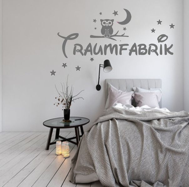 die besten 25 wandtattoo schlafzimmer ideen auf pinterest. Black Bedroom Furniture Sets. Home Design Ideas