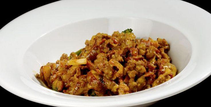 Kjøttdeigsaus til pasta