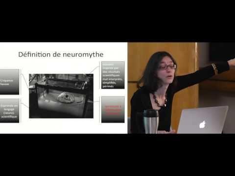 Les neuromythes - Elena Pasquinelli - YouTube
