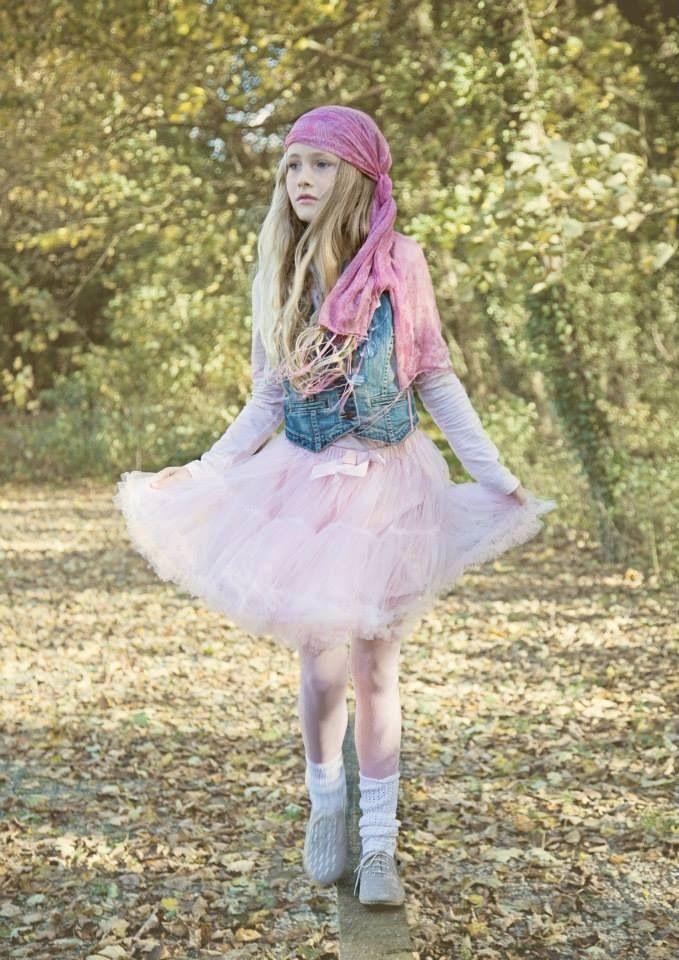 Harriet Webster Child Model