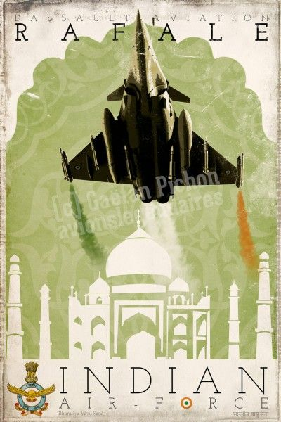 poster-rafale-indian-air-force-copyright-gaetan-pichon
