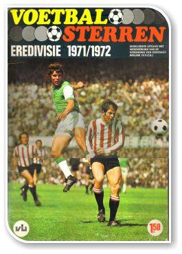 Voetbal Sterren 1971-1972