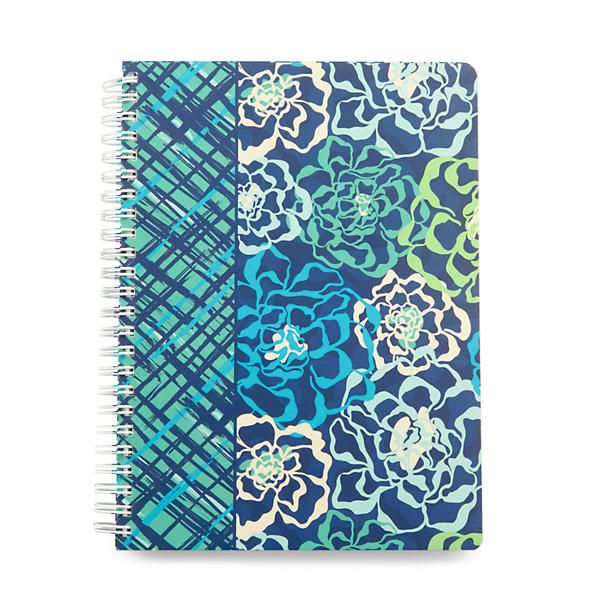 Vera Bradley Mini Notebook with Pocket in Fall 2015 at The Paper Store