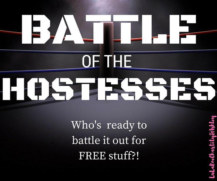 LuLaRoe Battle of The Hostesses. Great party idea #lularoe ...