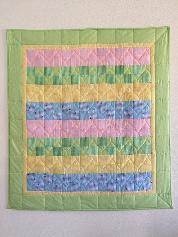 48 best Baby Quilts images on Pinterest | Quilt sizes, Baby quilt ... : cheap baby quilts - Adamdwight.com
