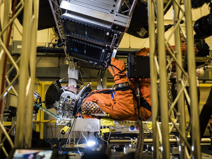 NASA Simulates Orion Spacecraft Launch Conditions for Crew #NASA #ImageoftheDay
