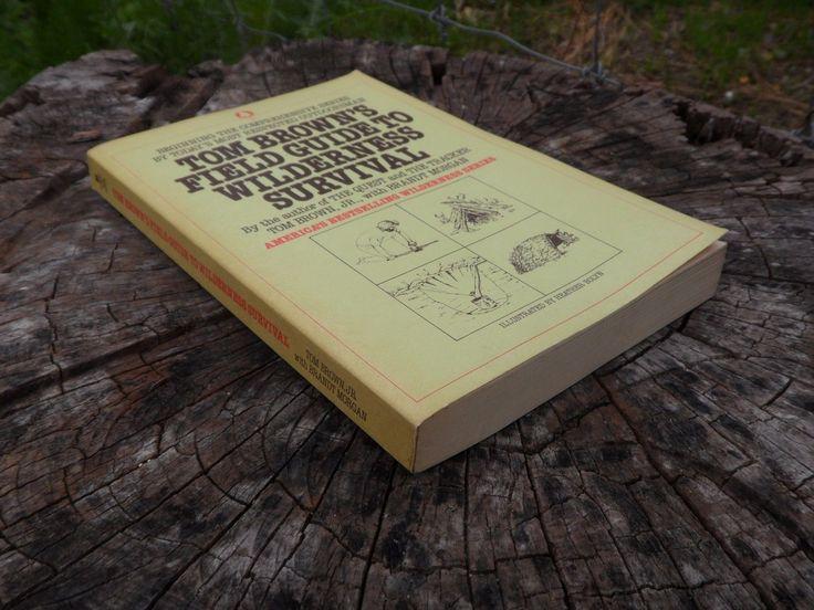 Wilderness Survival Guide Book