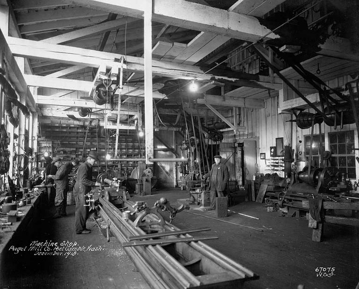 port machine shop