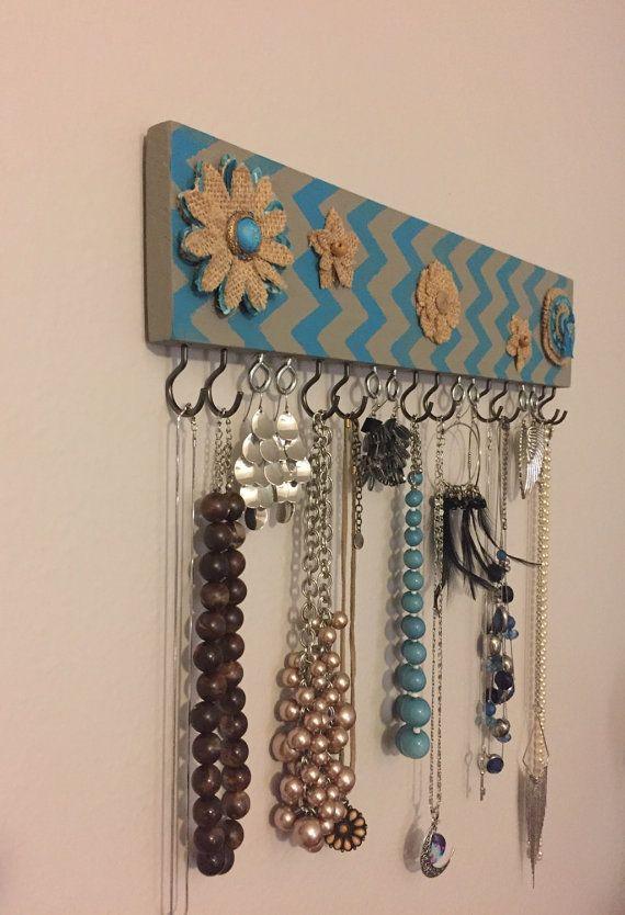 Collana gancio portagioie display gioielli gioielli in