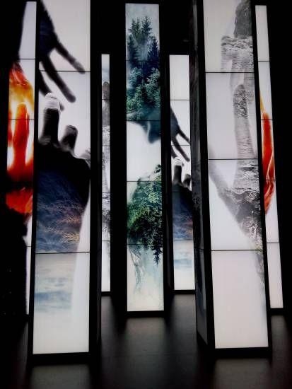 Le sette dimensioni dello spazio #Fuorisalone2016 #Design
