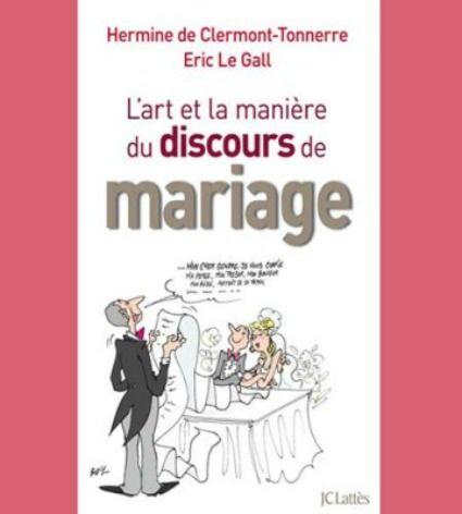 de lart et la manire de faire un discours de mariage par - Discours De Remerciement Mariage