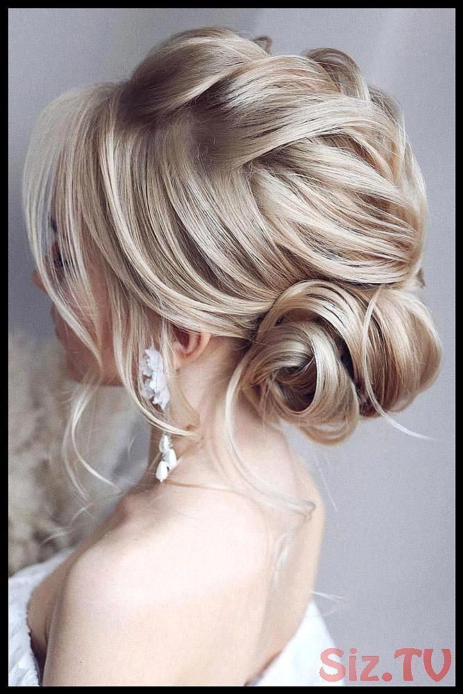 30 Top Wedding Updos For Medium Hair Wedding Updos For Medium Hair Textured Low Side Bun W In 2020 Mittellange Haare Frisur Hochgesteckt Hochzeitsfrisuren Kurze Haare