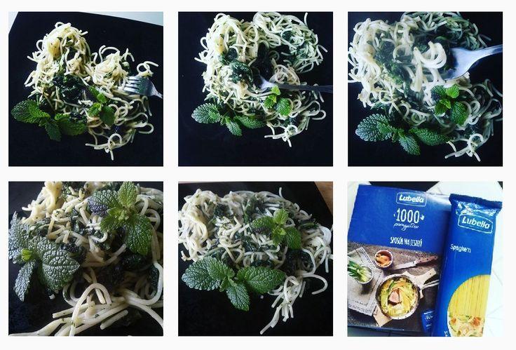 Najprostszy sos do makaronu spaghetti Lubella?