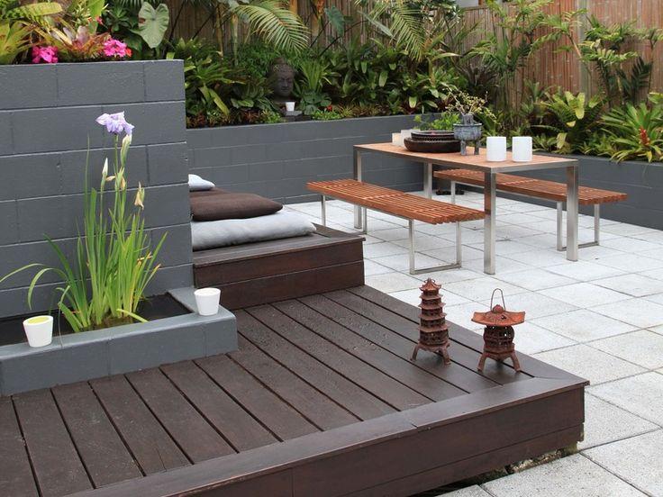 best 25 concrete block retaining wall ideas on pinterest. Black Bedroom Furniture Sets. Home Design Ideas
