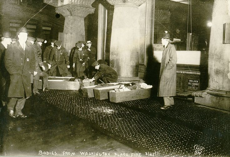 The Triangle Shirtwaist Factory fire in New York City on March 25, 1911, was the deadliest industrial disaster in the history of the city of New York and resulted in the fourth highest loss of life from an industrial accident in U.S. history. It was also the second deadliest disaster in New York City.