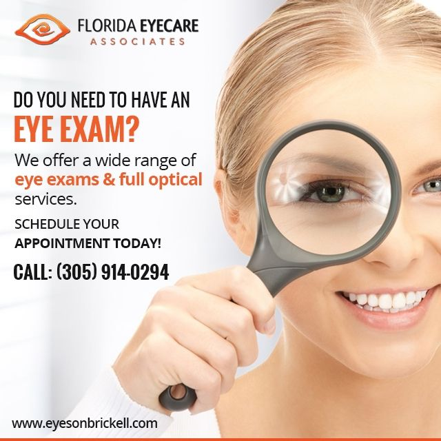 Find the right eyewear for you at Eyes On Brickell Optical Boutique in Miami, FL. Browse prescription glasses, sunglasses and designer frames. Schedule your eye exam today. All Insurances Accepted. http://eyesonbrickell.com  #EyeExam #EyeDoctor #PrescriptionGlasses #Miami