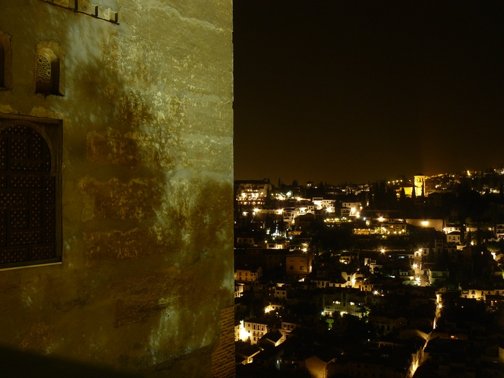 Granada - Al Alhambra