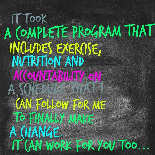 """""""I tried many things and nothing worked long term. Now its not just me.  Real people are getting real results by following a Beachbody plan.  Its not not…"""""""