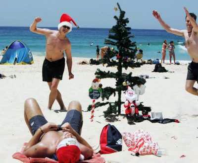 #Christmas in #Australia #Sydney